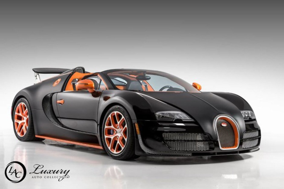 le boxeur floyd mayweather vend ses deux bugatti veyron photo 7 l 39 argus. Black Bedroom Furniture Sets. Home Design Ideas