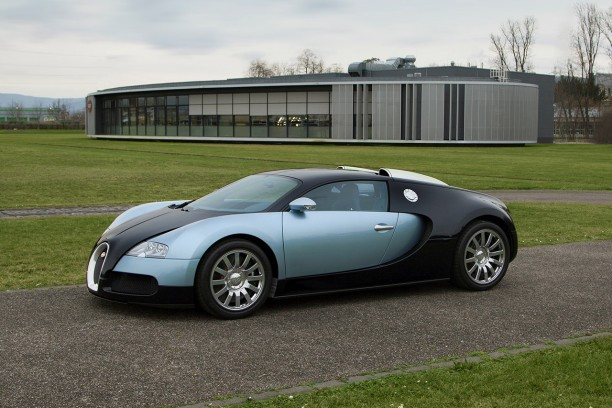 bugatti veyron d sormais moins ch re entretenir l 39 argus. Black Bedroom Furniture Sets. Home Design Ideas