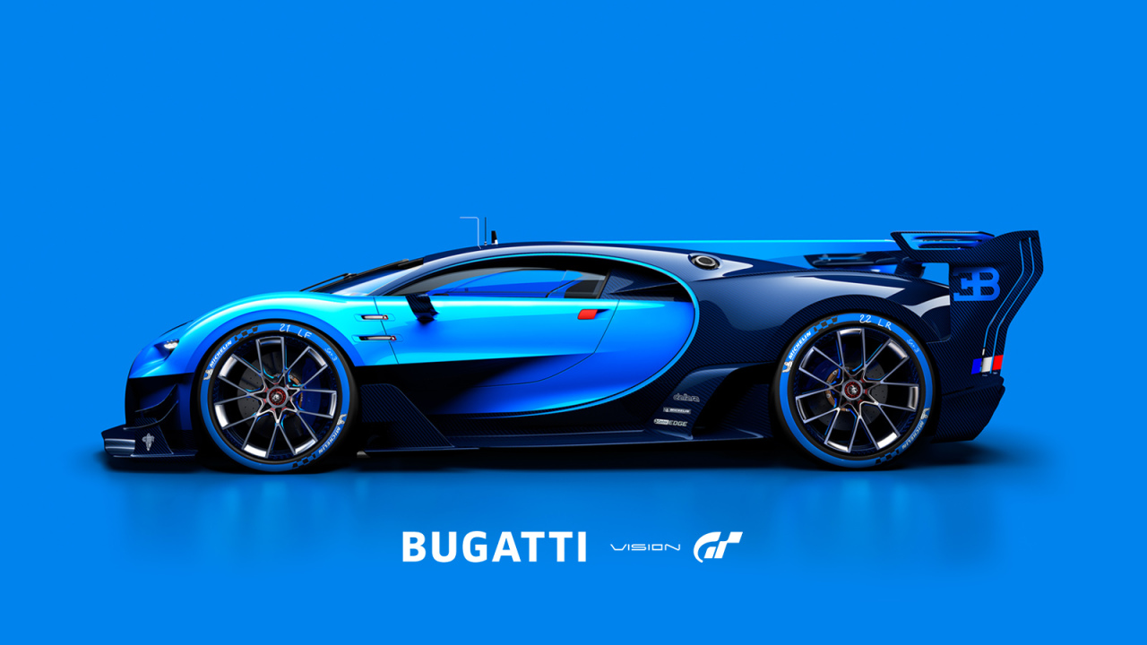 bugatti vision gt la bugatti que tout le monde pourra s. Black Bedroom Furniture Sets. Home Design Ideas