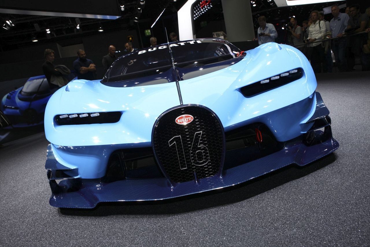 bugatti vision granturismo concept la belle et la b te. Black Bedroom Furniture Sets. Home Design Ideas