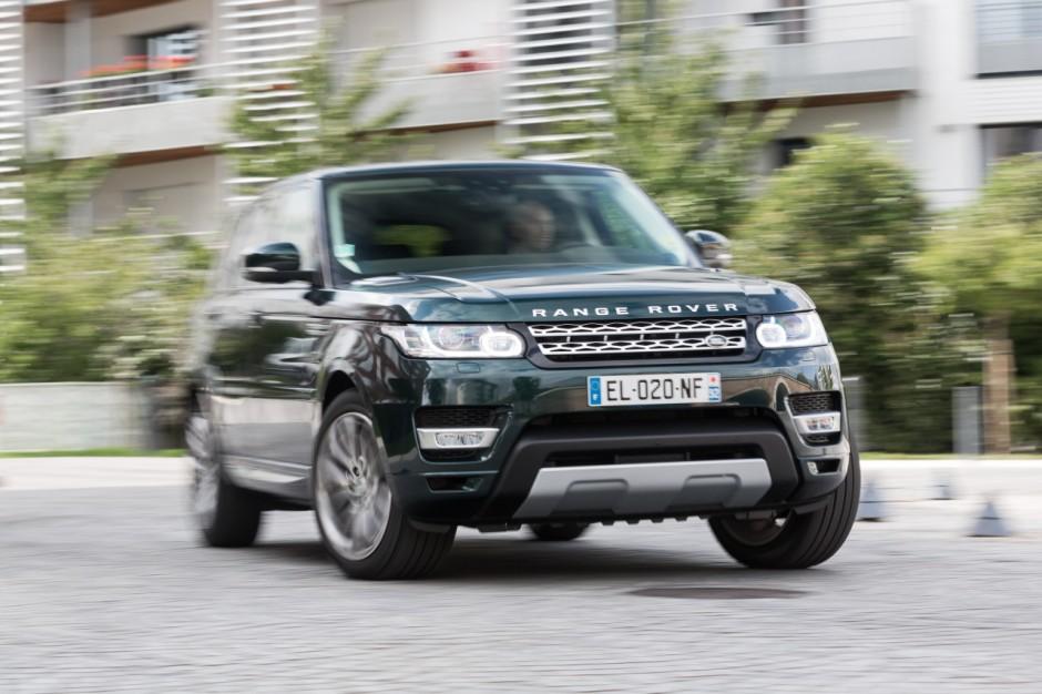 Extrêmement Les voitures dont le malus va exploser en 2018 - Range Rover Sport  VH44