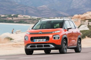 citroen c3 aircross essence puretech