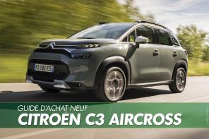 Gamme C3 Aircross
