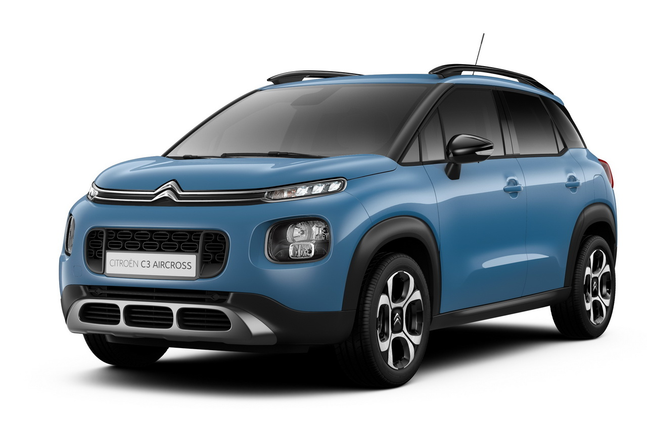 Citroën C3 Aircross Sunshine : citro n c3 aircross sunshine 2018 premi re s rie sp ciale photo 1 l 39 argus ~ Medecine-chirurgie-esthetiques.com Avis de Voitures