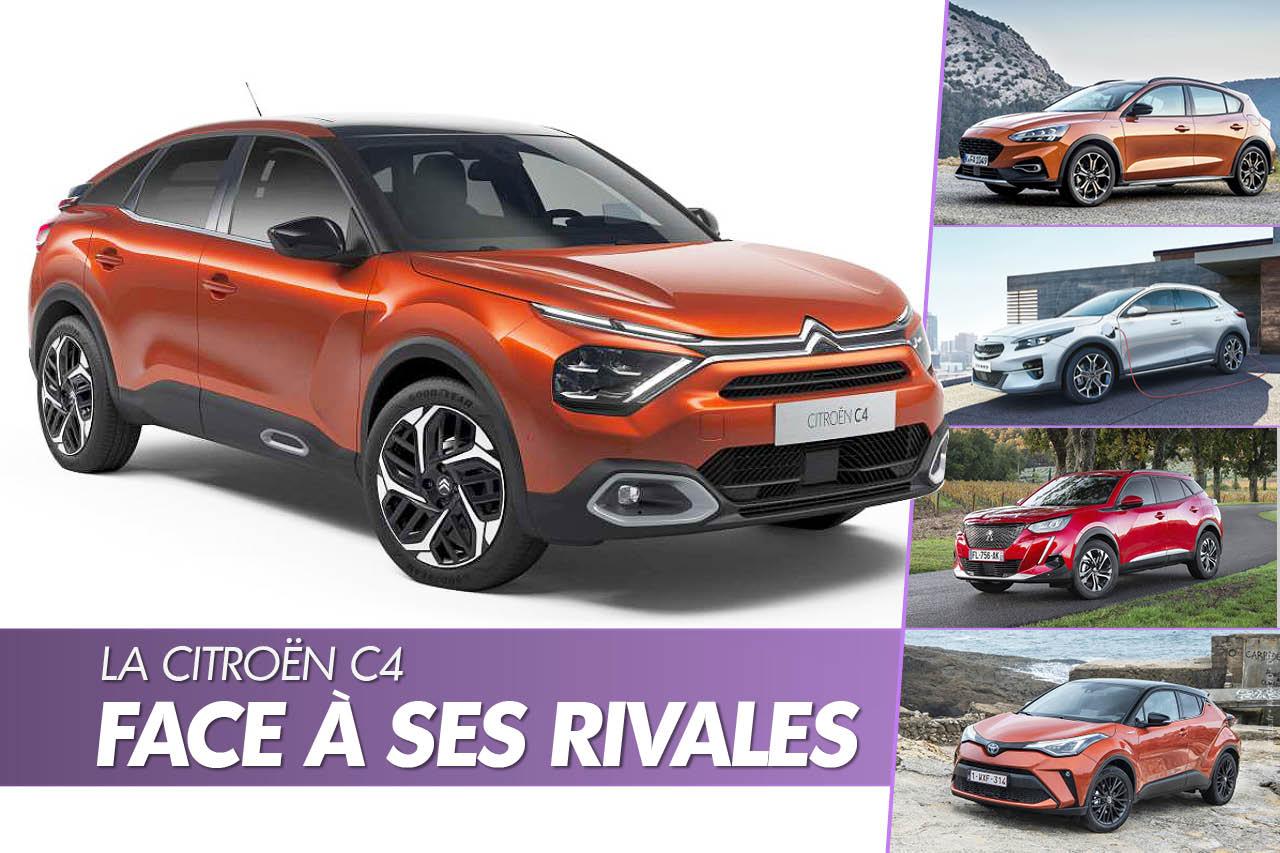 2020 - [Citroën] C4 III [C41] C4faceasesrivales