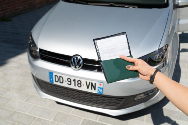 carte grise achat voiture Carte grise d'une voiture en leasing : comment ça marche ?