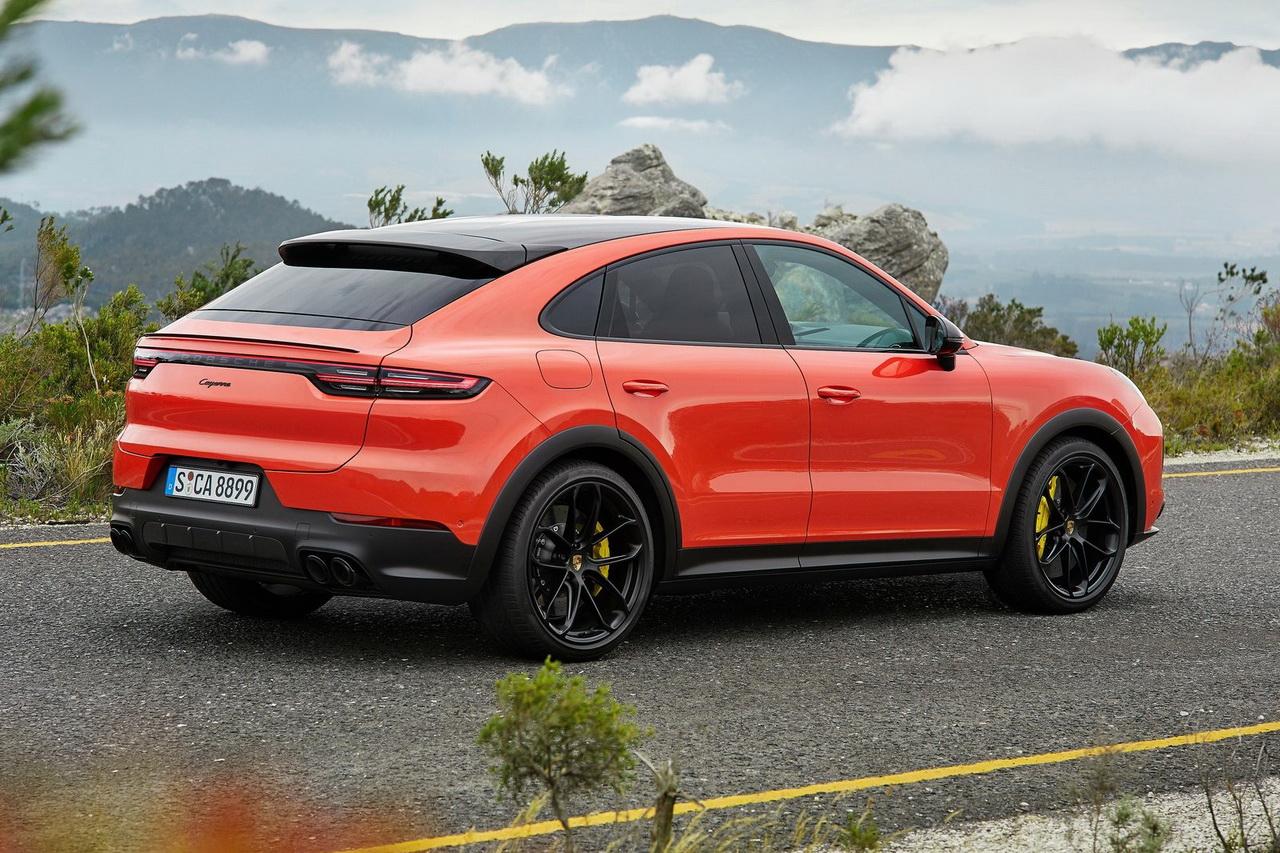 Porsche Cayenne A Vendre >> Porsche Cayenne Coupé : infos, photos et prix, tout sur le Coupé SUV - Photo #3 - L'argus