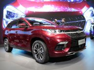 Chery Exeed TX : un nouveau SUV compact chinois pour l'Europe