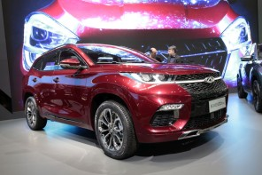 Chery Exeed TX (salon de Francfort 2017)