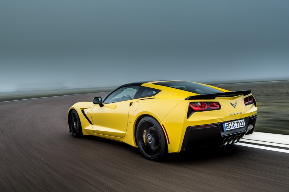 essai vid o de la chevrolet corvette stingray c7 2014 photo 26 l 39 argus. Black Bedroom Furniture Sets. Home Design Ideas