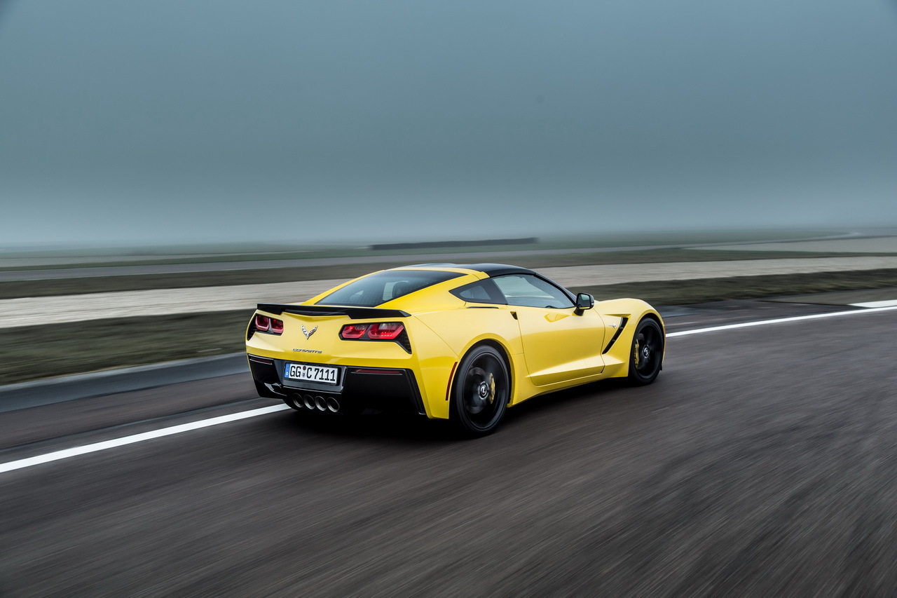 essai vid o de la chevrolet corvette stingray c7 2014 photo 29 l 39 argus. Black Bedroom Furniture Sets. Home Design Ideas