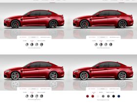 alfa giulia 2016 configurez la giulia quadrifoglio de vos r ves l 39 argus. Black Bedroom Furniture Sets. Home Design Ideas