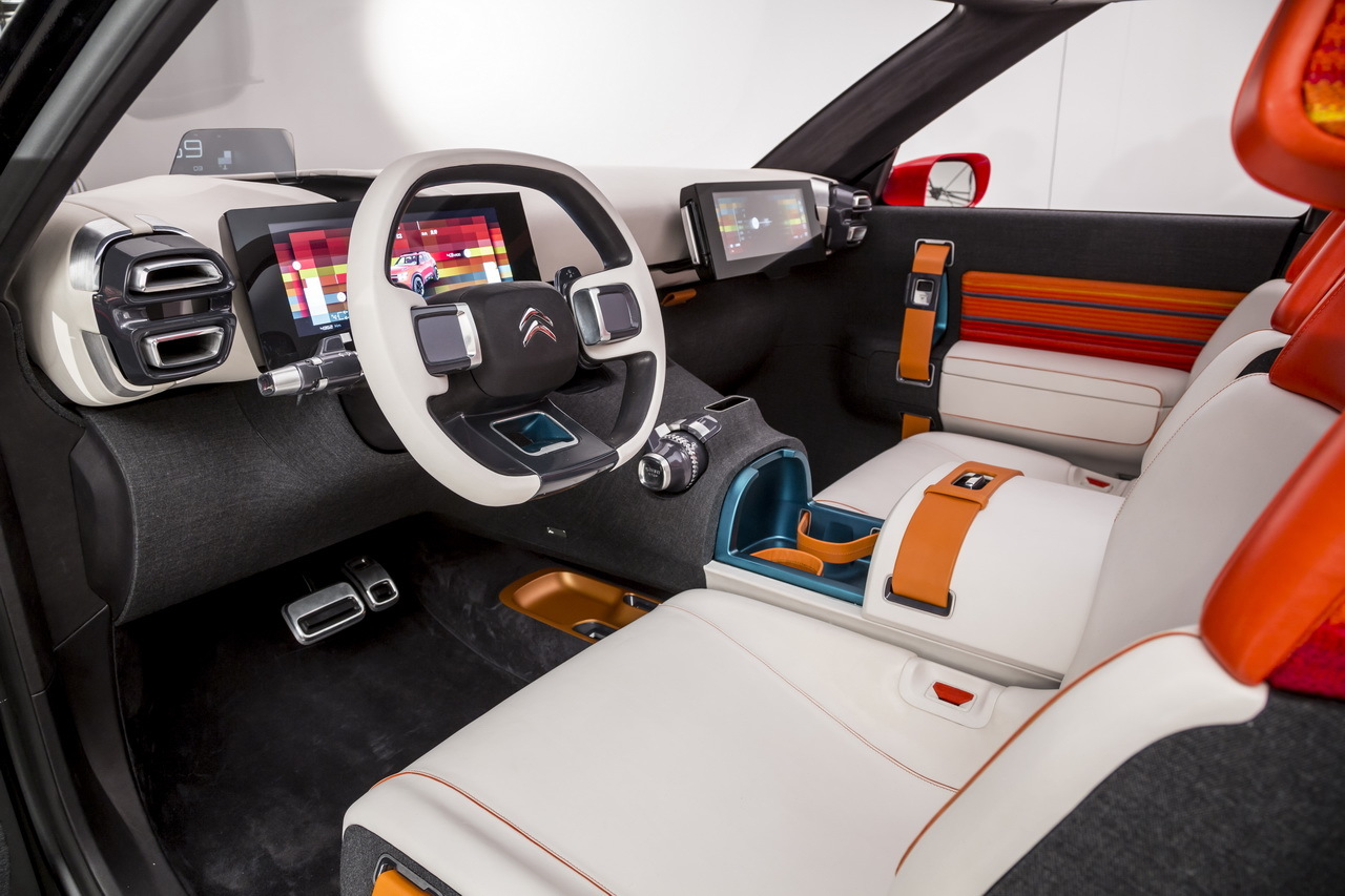 citro n aircross concept un suv qui s 39 assume et s 39 amuse. Black Bedroom Furniture Sets. Home Design Ideas