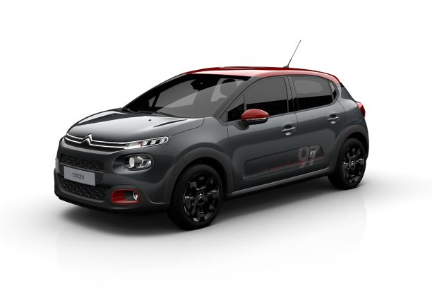 Citroen C3 espiritu racing