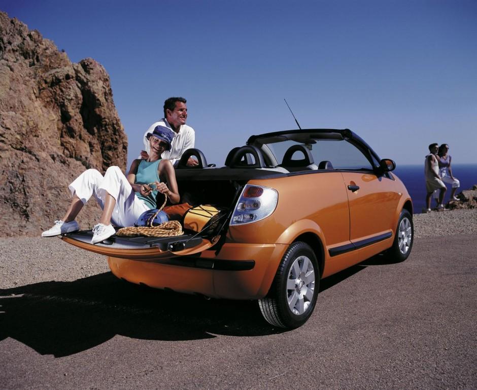 sp cial t le top 50 des voitures de plage citro n c3 pluriel l 39 argus. Black Bedroom Furniture Sets. Home Design Ideas