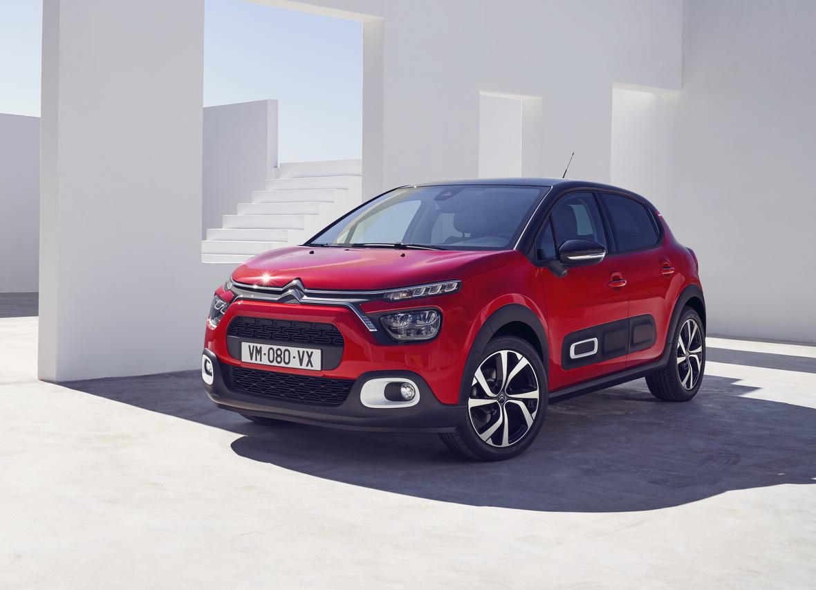 Citroën C3 (2020) : infos et photos de la citadine restylée