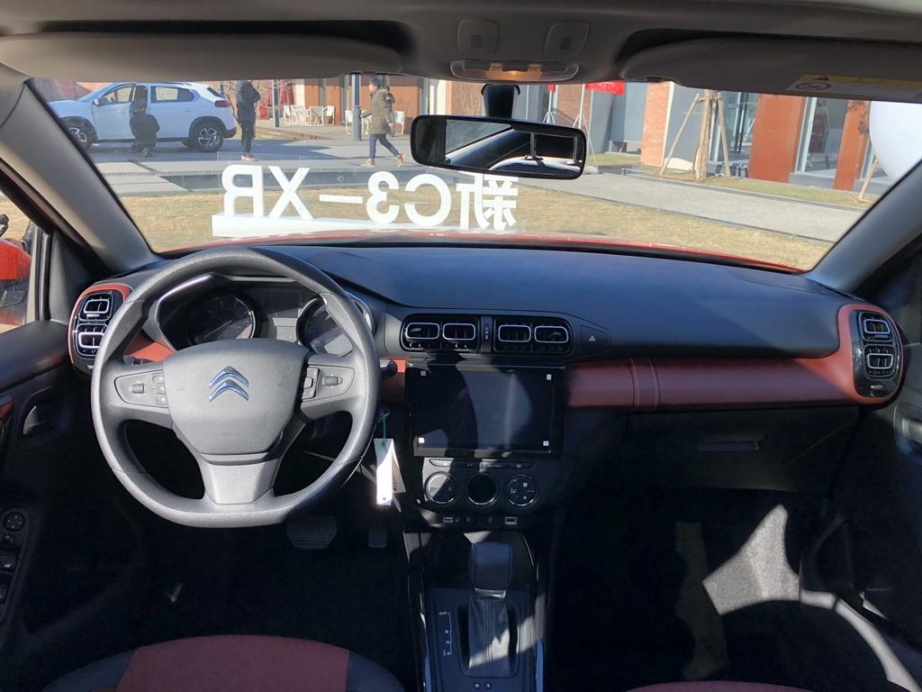 2014 - [Citroën] C3-XR (Chine) - Page 17 Citroen-c3-xr-2019-restyle-1-