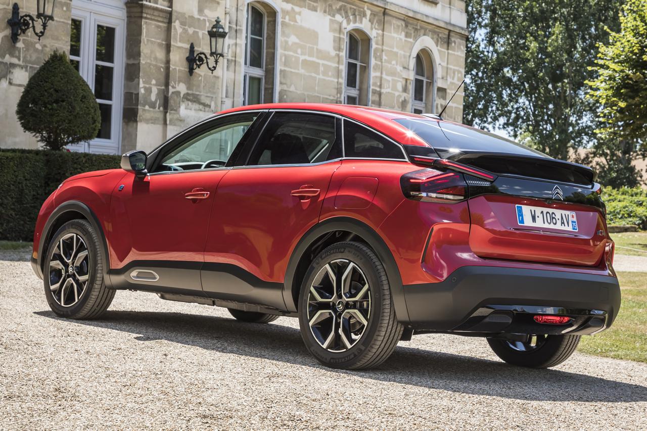 Citroën C4 (2020). Le retour d'une version coupé ? - Photo ...
