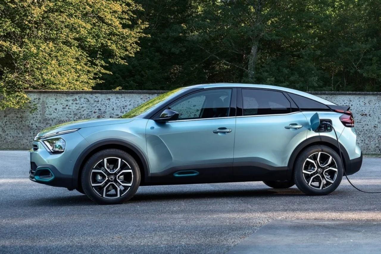 Citroën ë-C4 (2020). La compacte électrique dévoilée ...