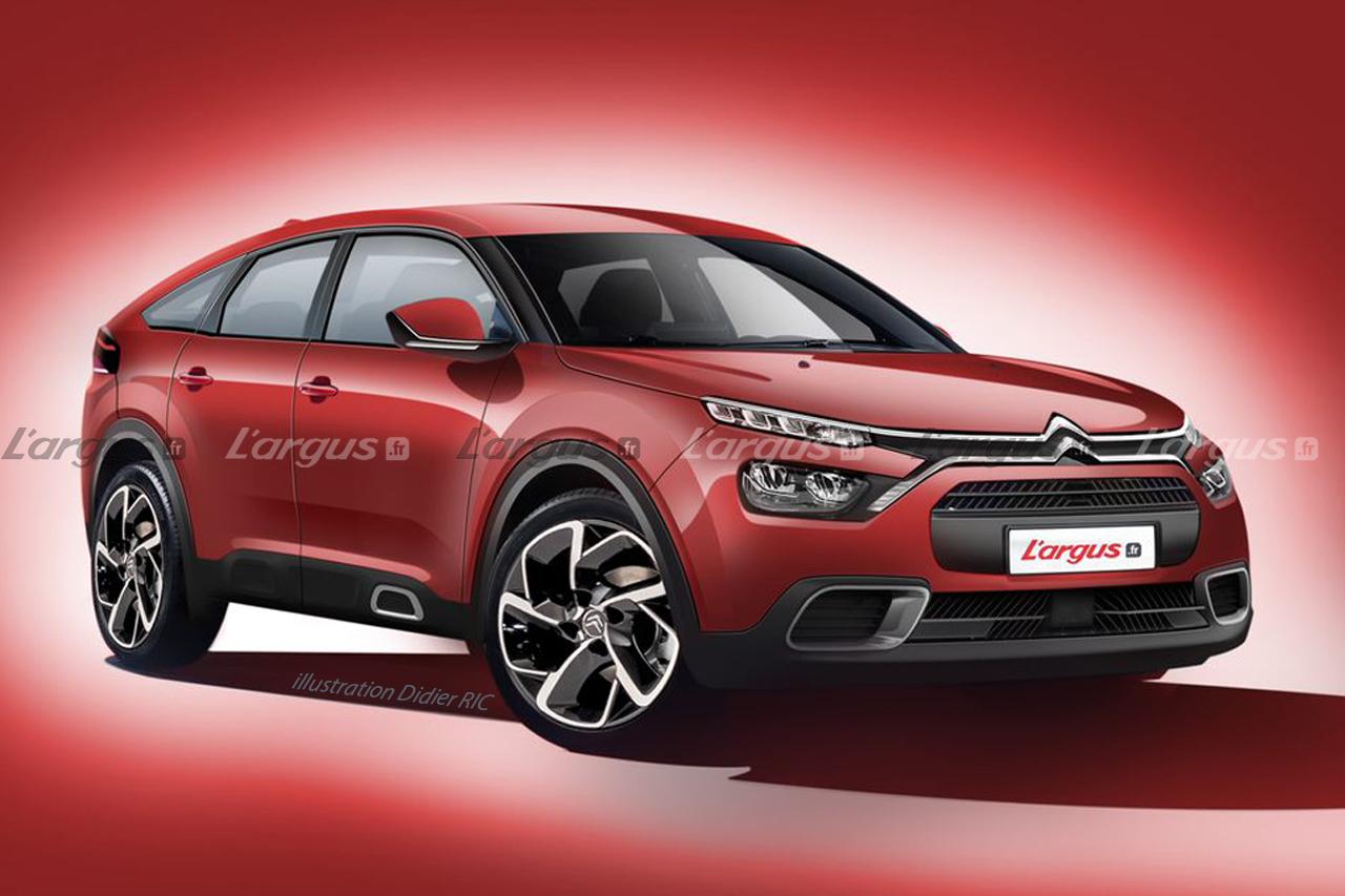 Citroën C4 (2020) : la berline compacte se fait crossover