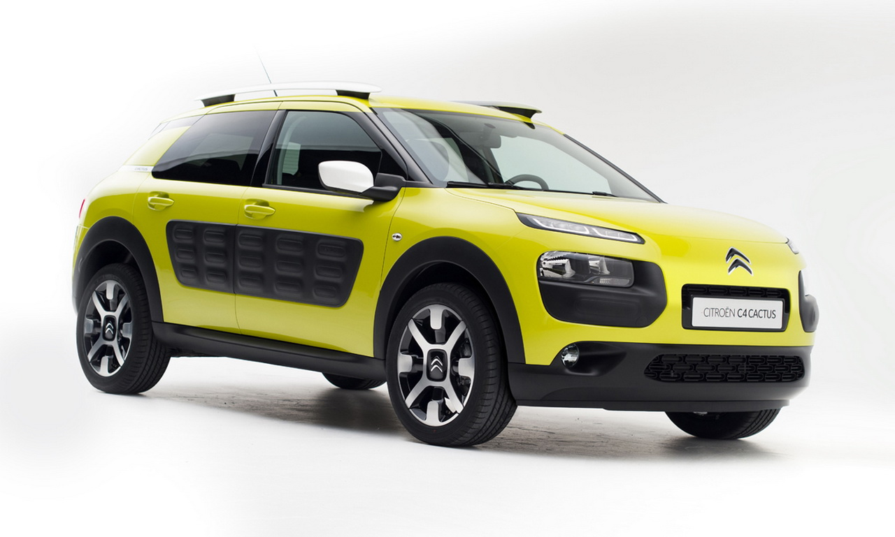 photos et vid os de citroen c4 cactus prix citro n c4 cactus 2014 des tarifs partir de. Black Bedroom Furniture Sets. Home Design Ideas