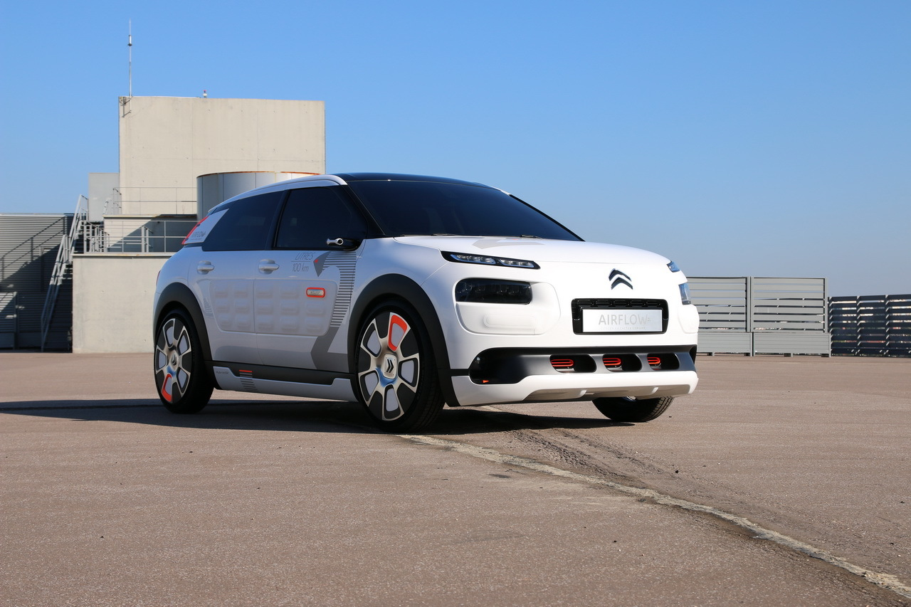 Citroen C4 Cactus 2018 | 2017 - 2018 Best Cars Reviews