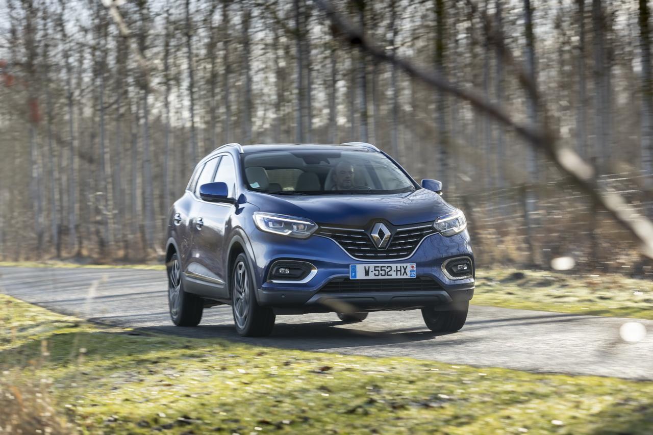 Renault Kadjar Blue dCi 150 : production arrêtée