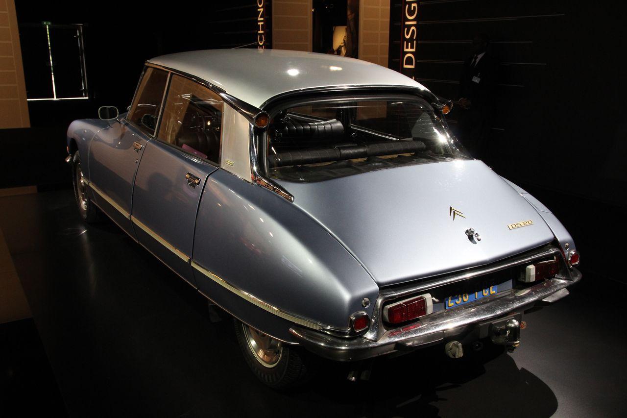 Citroën DS 19 1956 - Noir