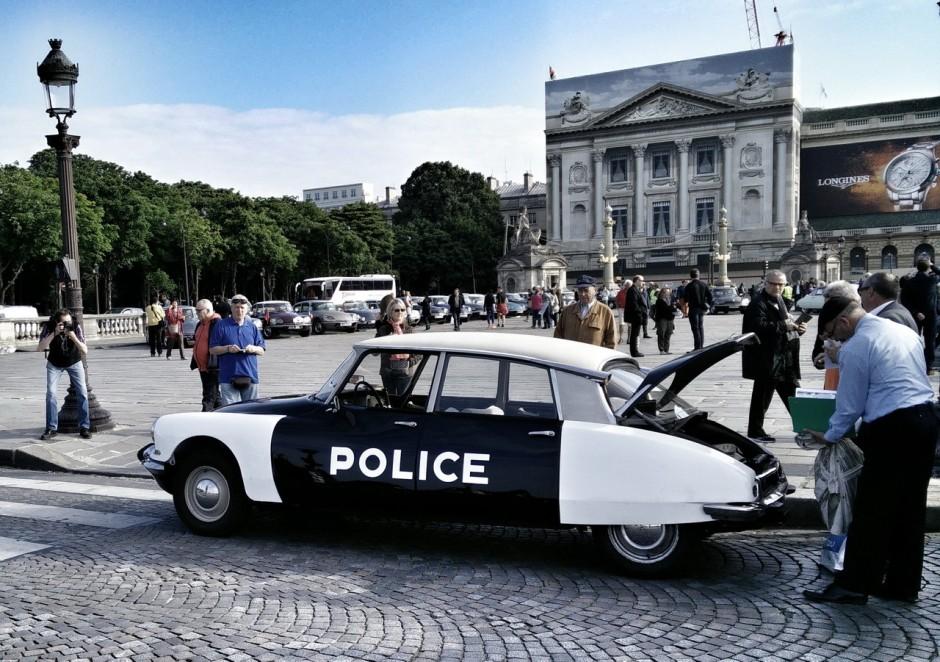 [Photos] Les citroen de la police - Page 2 Citroen-ds-police