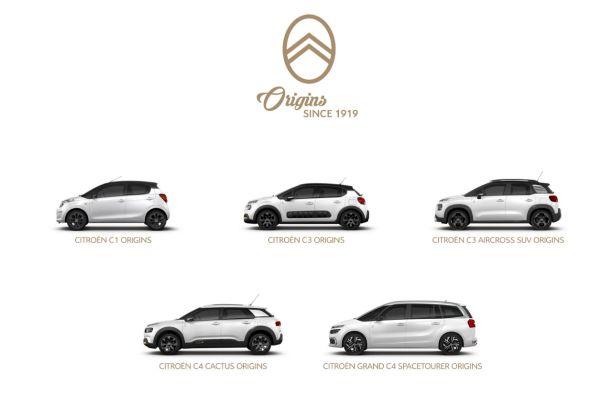 Citroën Origins : une édition collector pour les 100 ans