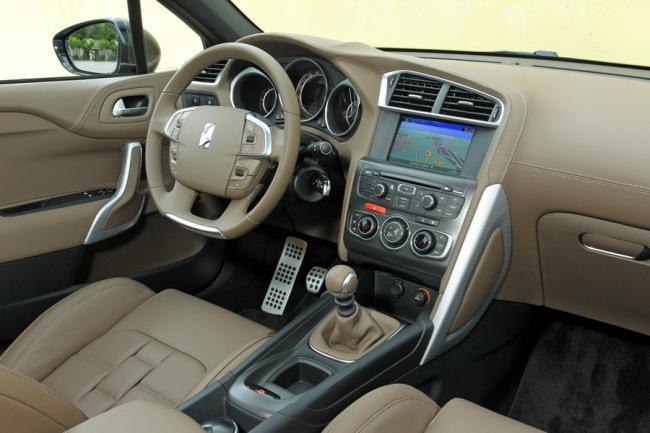 Citroën DS4 Vie à bord