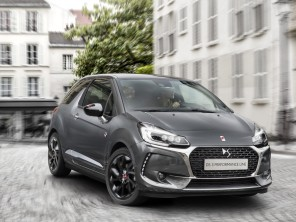 DS3 Performance Line vue avant roulante