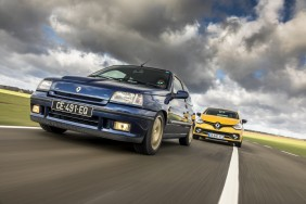 renault clio williams et clio rs trophy