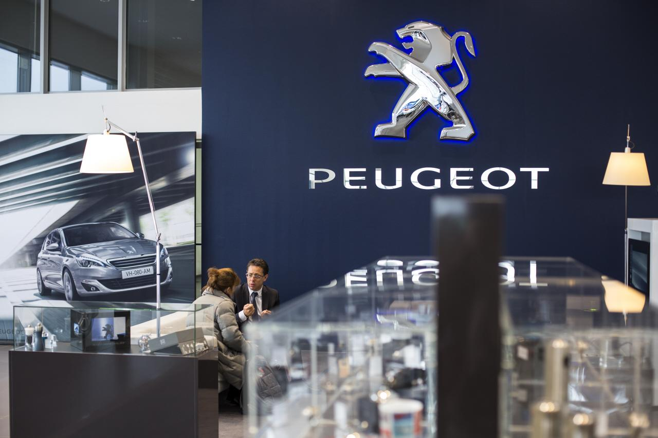 portes ouvertes record pour peugeot l 39 argus. Black Bedroom Furniture Sets. Home Design Ideas