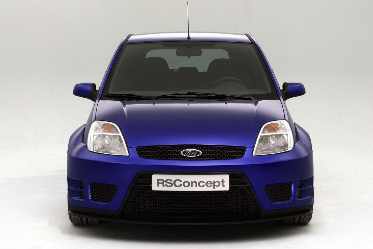 Fiesta rs concept