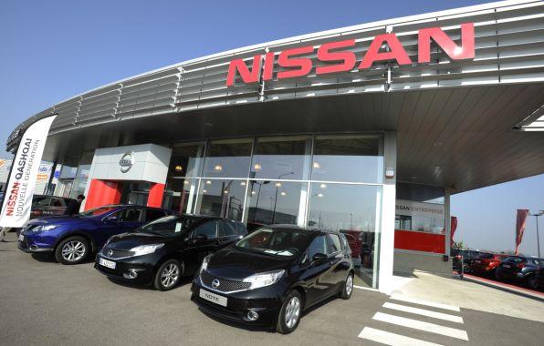 Nissan accro�t ses ventes de 4,1% � 5,31 millions de v�hicules