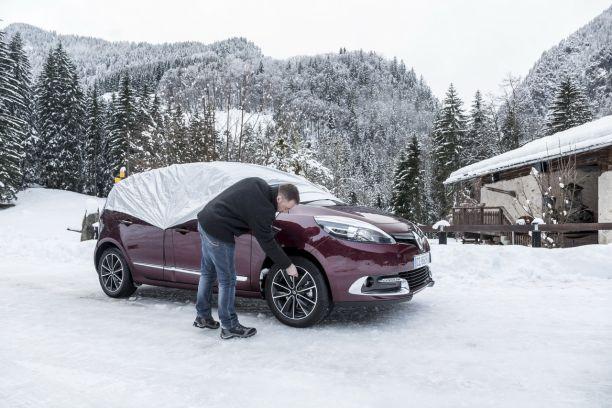 protéger sa voiture du froid : nos conseils pour passer l'hiver - l