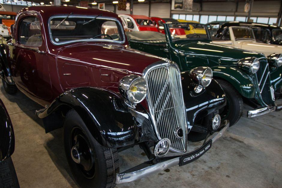 les perles du conservatoire citro n citro n traction 7b faux cabriolet 1934 l 39 argus. Black Bedroom Furniture Sets. Home Design Ideas