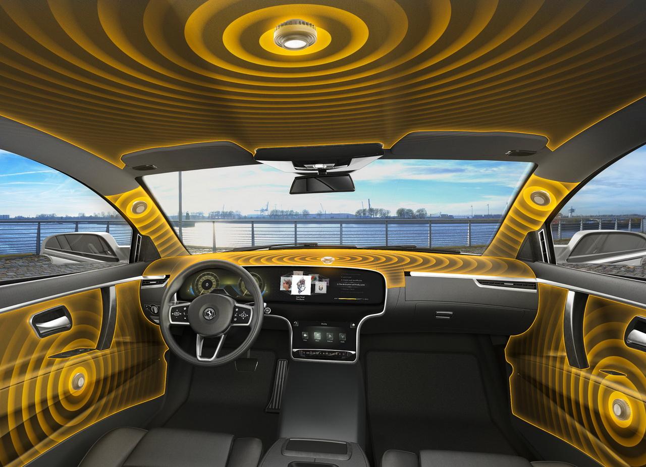 La fin des haut-parleurs dans nos autos ? - Photo #3 - L'argus