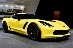 Chevrolet Corvette C7R Edition avant