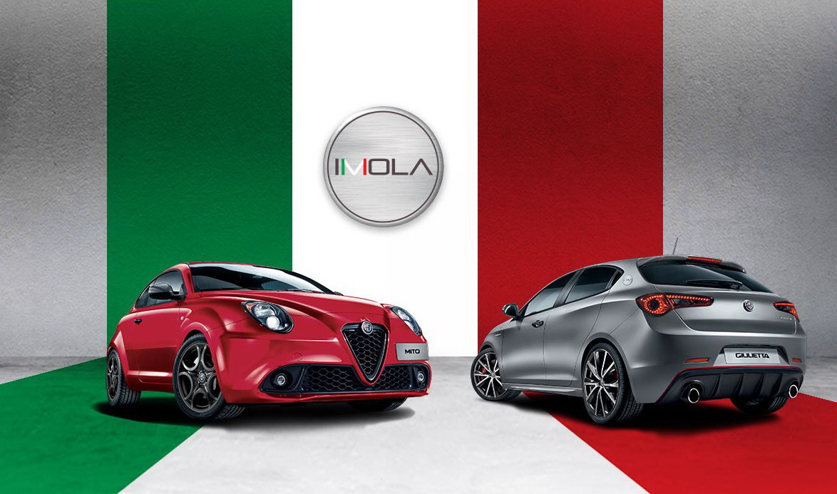 alfa romeo mito et giulietta imola deux s ries sp ciales sportives l 39 argus. Black Bedroom Furniture Sets. Home Design Ideas