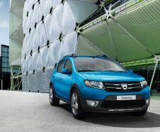 Dacia Sandero Stepwway vue avant