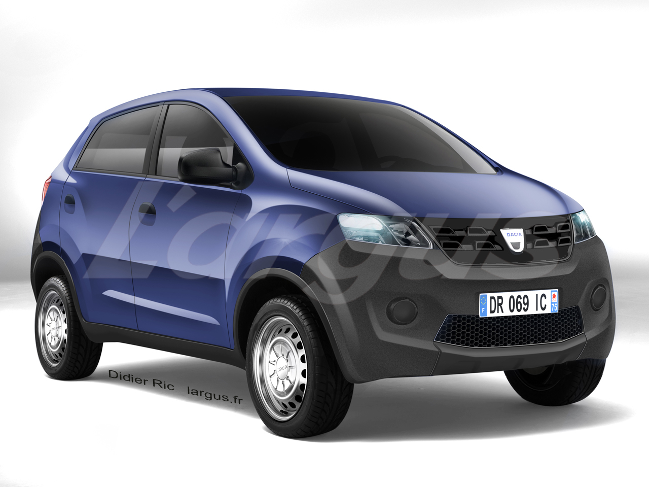 dacia kwid voici le nom de la future citadine dacia 5000 euros photo 2 l 39 argus. Black Bedroom Furniture Sets. Home Design Ideas