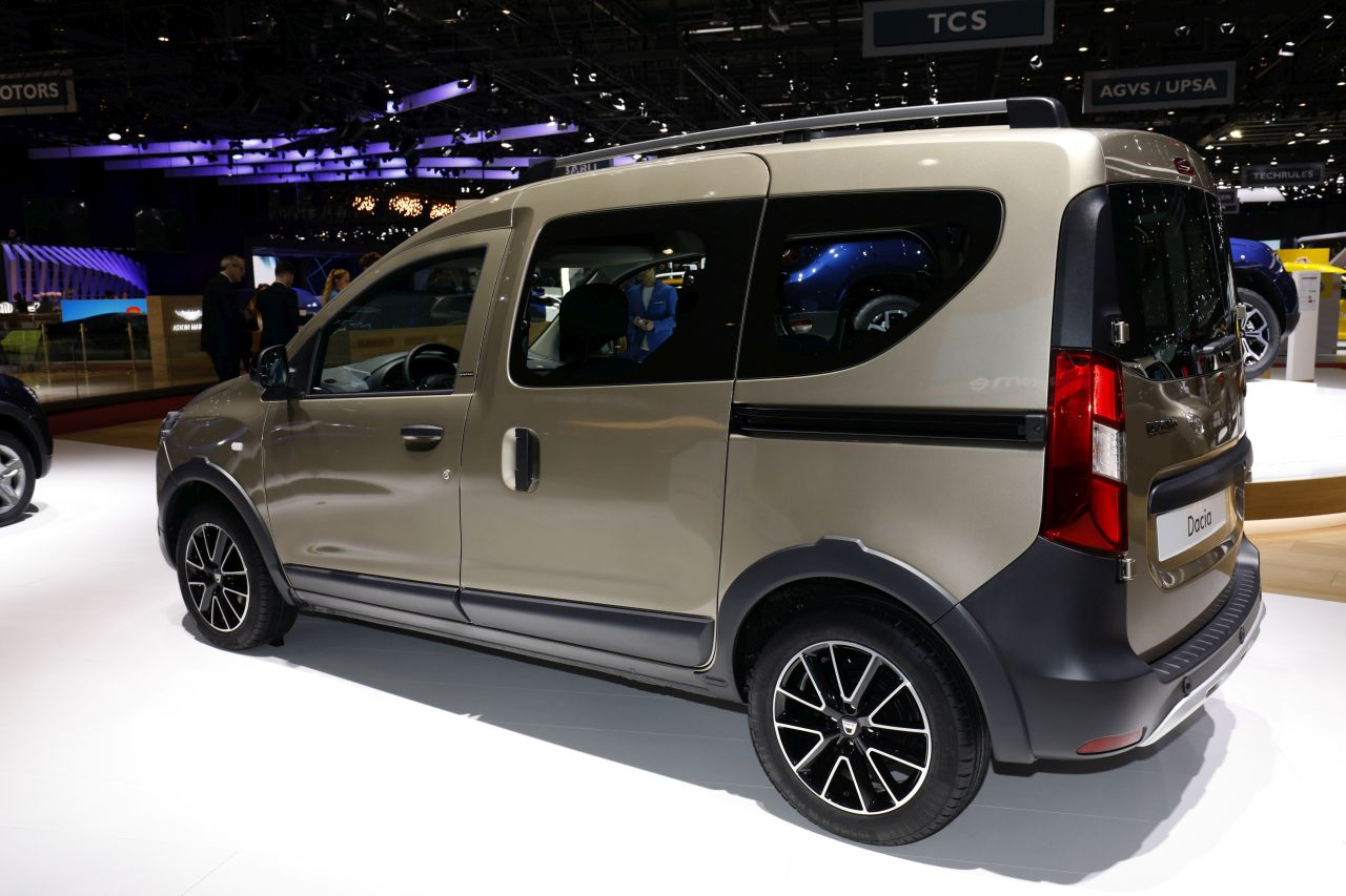 Dacia Stepway Advance 2018 Nouvelle S 233 Rie Limit 233 E Au