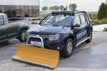 "Dacia Duster ""chasse-neige"""
