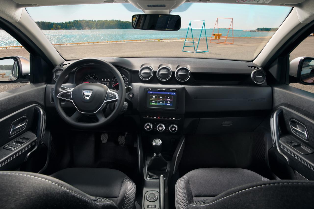Dacia duster 2 int rieur quipements et moteurs du for Interieur nouveau duster 2018