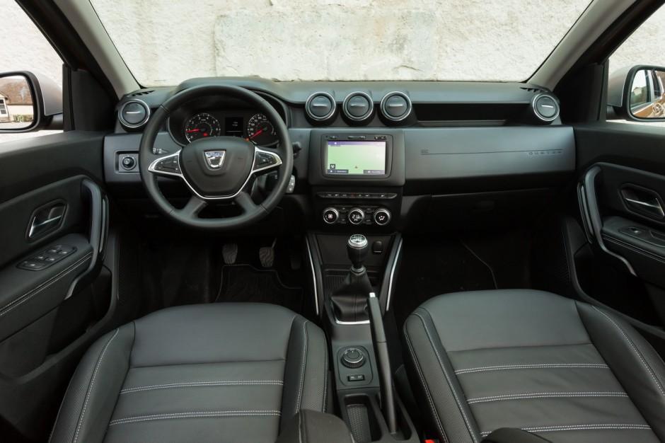 Nova Dacia Duster 2018 >> Dacia Duster 1 vs Duster 2 : tout ce qui change en photos et en vidéo - Photo #39 - L'argus