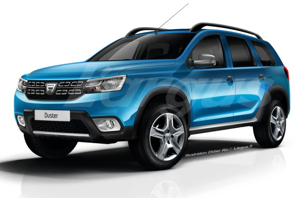dacia duster 2 premi res infos sur le nouveau duster 2018 l 39 argus. Black Bedroom Furniture Sets. Home Design Ideas