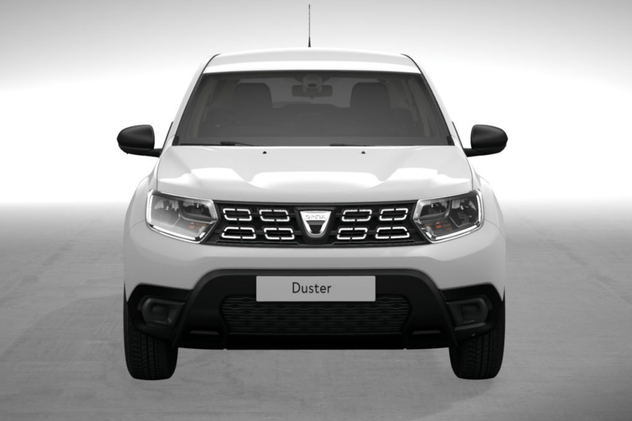 dacia duster 2 2018 quoi ressemble la version 11 990 photo 4 l 39 argus. Black Bedroom Furniture Sets. Home Design Ideas