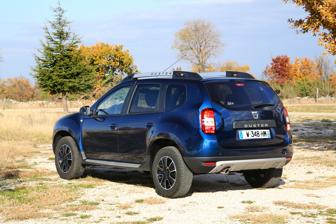 dacia hausse de prix sur duster logan et sandero photo 6 l 39 argus. Black Bedroom Furniture Sets. Home Design Ideas